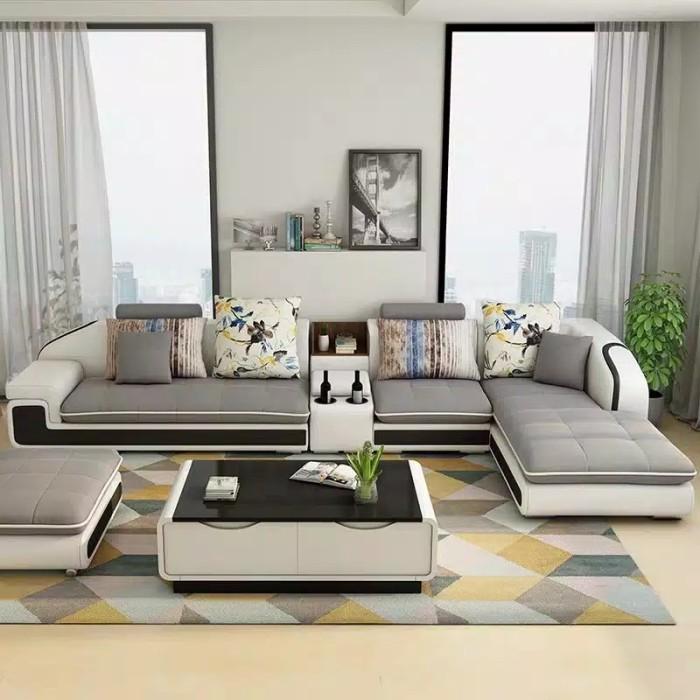Jual Sofa Ruang Tamu Minimalis Modern Kota Bekasi My Zofa Tokopedia