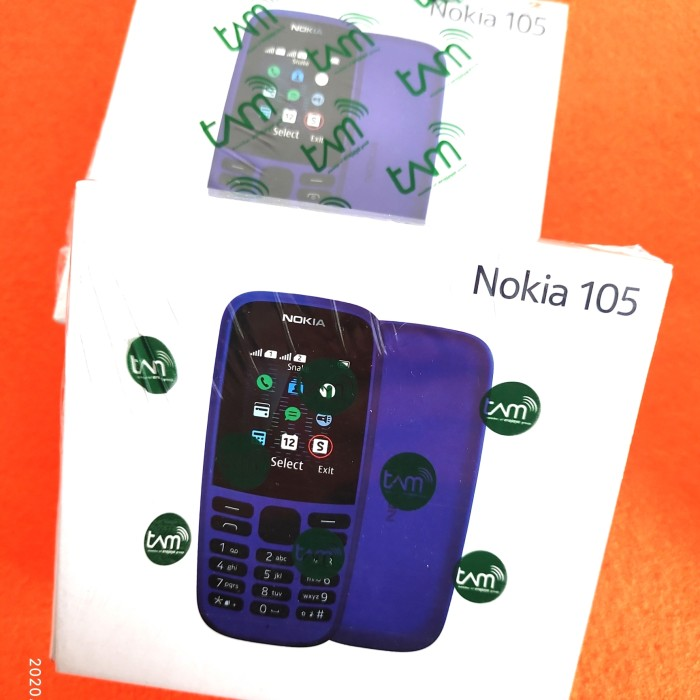 Foto Produk nokia 105 4th edition dari hendrapermana