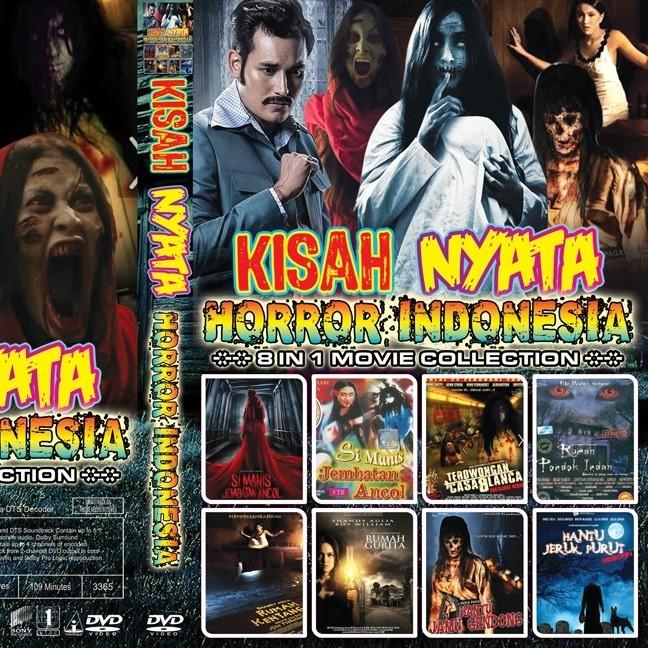 Jual Koleksi Dvd Film Kisah Nyata Horor Indonesia Lengkap Jakarta Barat Hemat Movie Tokopedia
