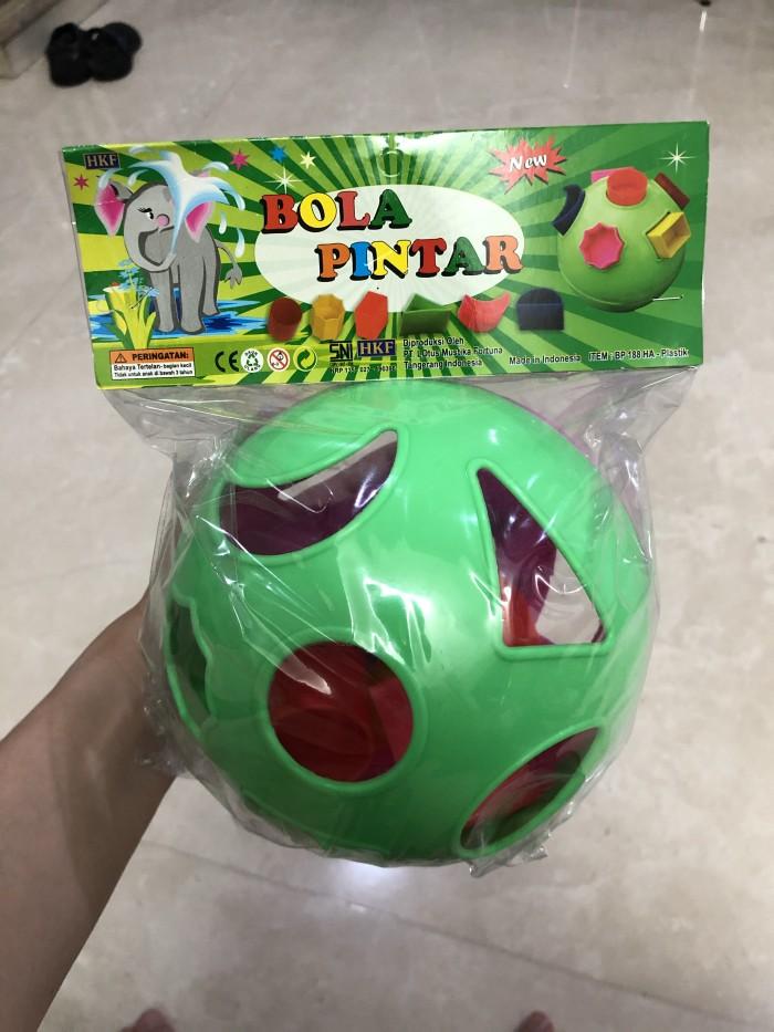 Foto Produk PUZZLE BALL | BOLA PINTAR Mainan Edukasi Blocks Puzzle Ball Blok dari Lumi Toys