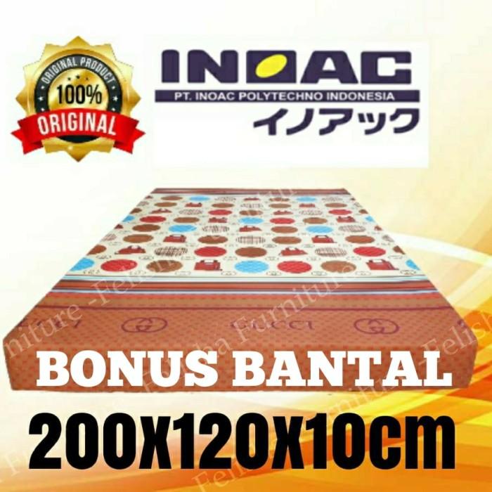 Foto Produk Kasur Busa INOAC 200x120x10cm dari Furniture Felisha