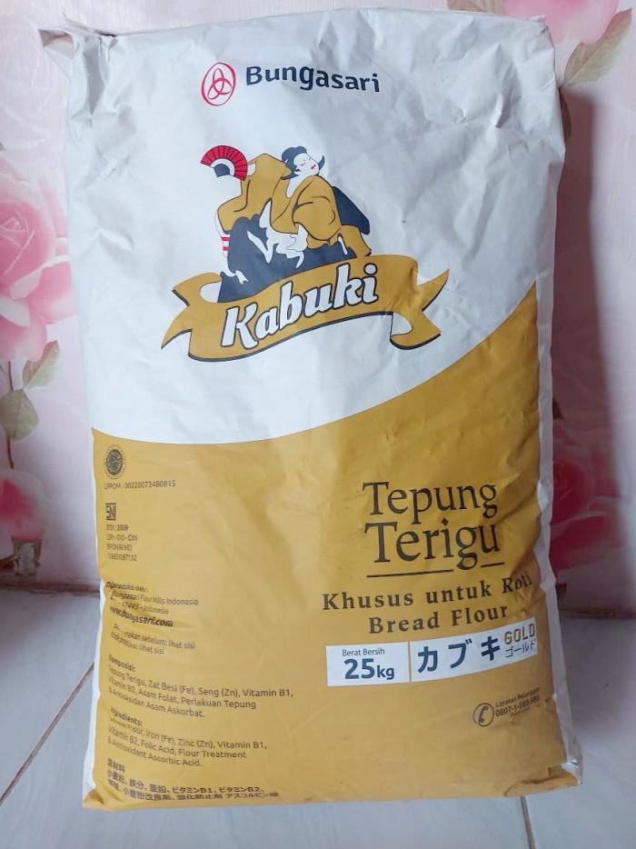 Foto Produk tepung kabuki gold kemasan repack 1 kg dari blinksshops