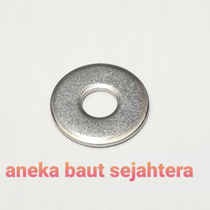 Foto Produk Ring Plat M10 Stainless - Lebar dari ANEKA BAUT SEJAHTERA