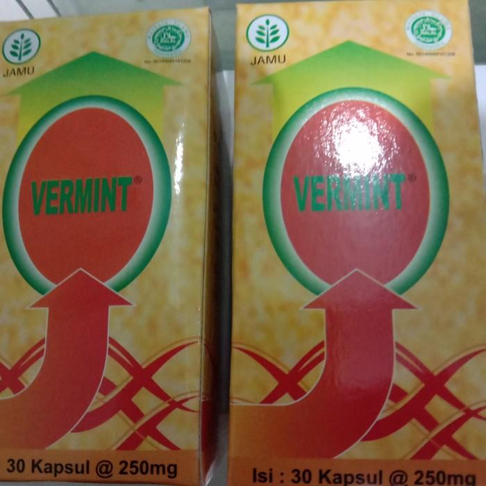 Foto Produk vermint isi 30 kapsul dari SL HERBAL 1
