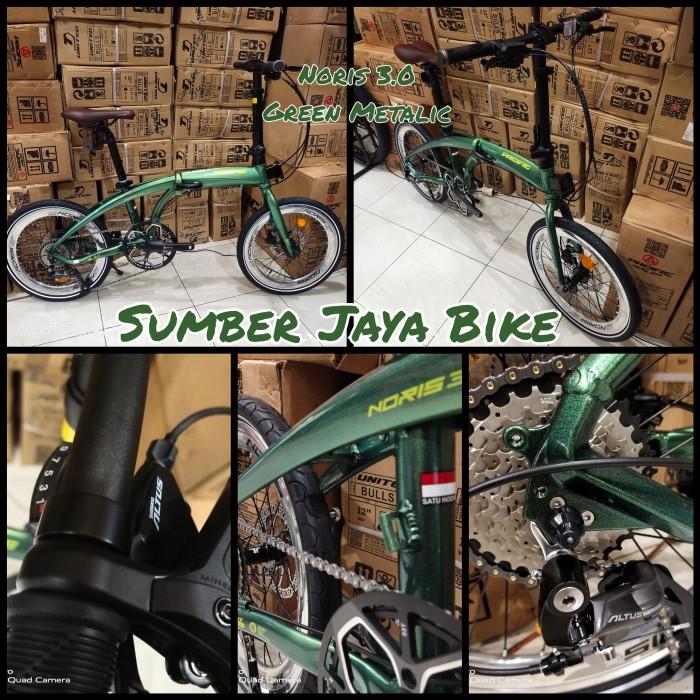 Harga Sepeda Lipat Noris 3 0