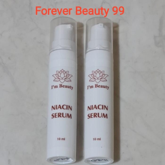 Foto Produk I'm Beauty Niacin Serum anti acne &bekas jerawat im beauty by immortal dari Forever Beauty 99