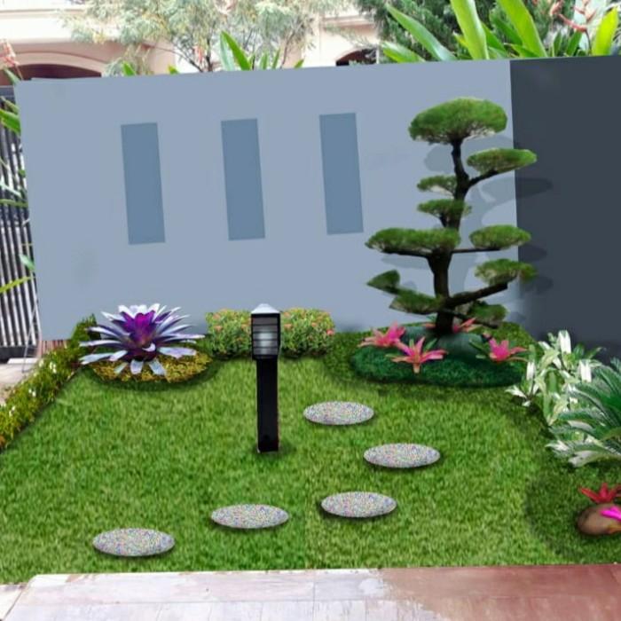 Jual Paket Taman Depan Rumah - Desain Taman - Kab. Bogor - Suburtanaman | Tokopedia
