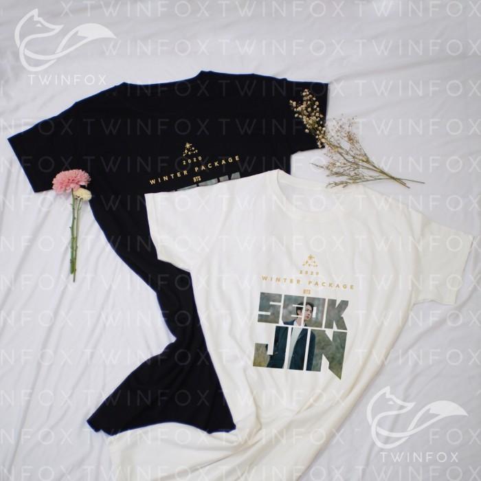 Jual Dress Bts Seokjin Winter Package 2020 Putih Kota Tangerang Twin Fox Shop Tokopedia