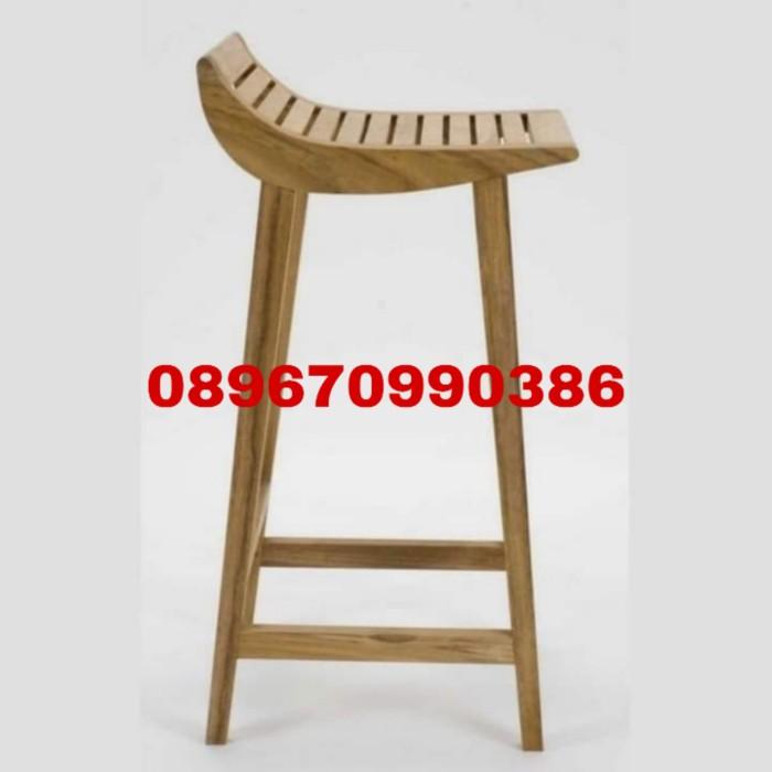 Jual Kursi Bar Cafe Kursi Bar Kursi Cafe Minimalis Kab Jepara Berkah Manfaat Furniture Tokopedia