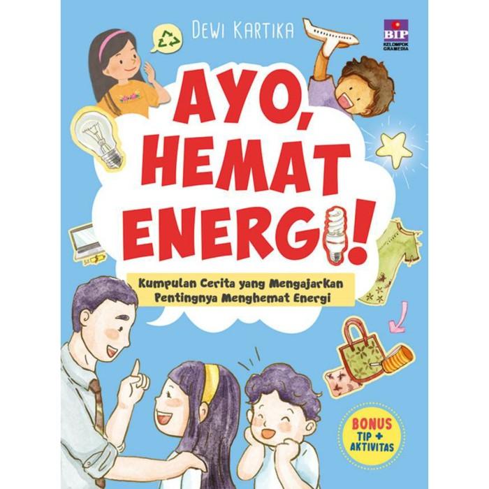Jual Ayo Hemat Energi Tyka Kota Tangerang Selatan Kedaiyellowcoconut Tokopedia