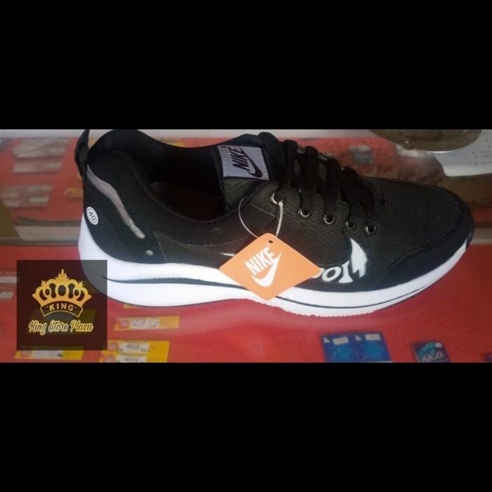 Cosquillas Obligatorio parálisis  Jual Sepatu Nike Premium - Hitam - Kab. Tangerang - King Store Plaza |  Tokopedia