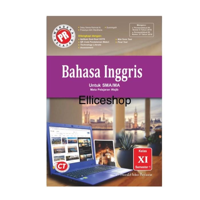 Jual Buku Pr Lks Bahasa Inggris Kelas 11 Tahun 2020 Intan Pariwara Kota Surabaya Ellice Shop Tokopedia