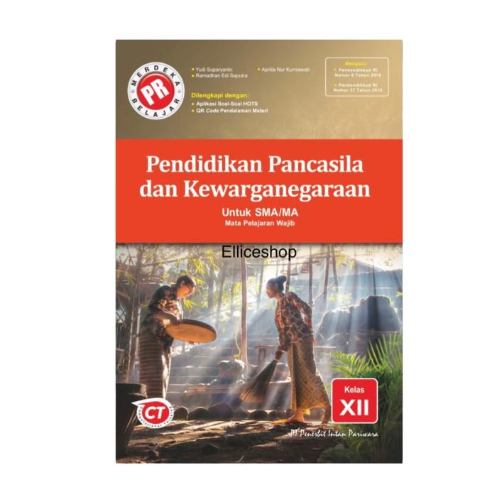 Jual Buku Pr Lks Pkn Kelas 12 Tahun 2020 Intan Pariwara Kota Surabaya Ellice Shop Tokopedia