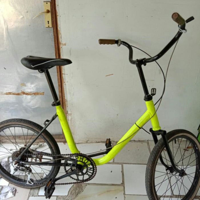 Jual Sepeda Minion Semi Modif Kab Cirebon Insighty Tokopedia