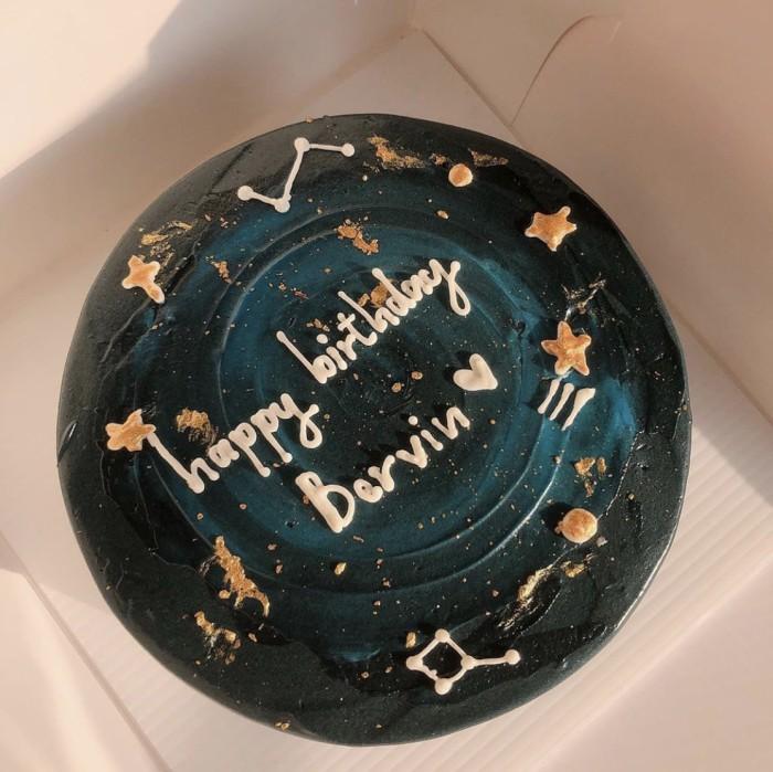 Jual Kue Ulang Tahun Birthday Cake Kue Cantik Kue Simple Jakarta Utara Vinnies Tummy Tokopedia