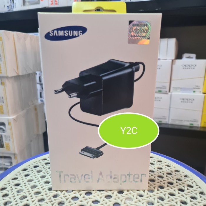 Foto Produk Charger Samsung Tablet Original P1000/P3100/P6200 Tab 2 7inch, Tab 2 dari Y2C Accessories