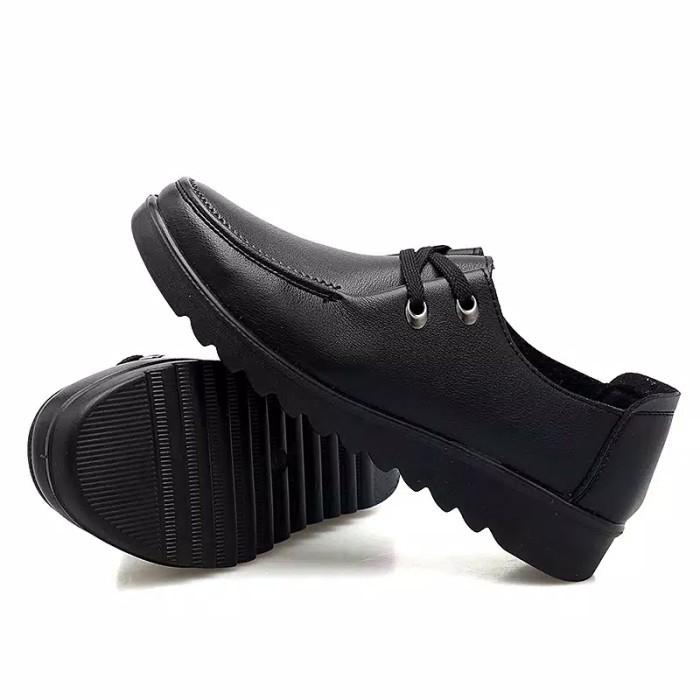 Jual Sepatu Wanita Kasual Elegan Formal Nyaman Ringan Kp400 35 Hitam Jakarta Barat Sohoestore Id Tokopedia