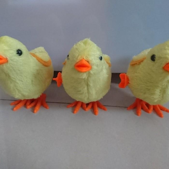 Foto Produk Mainan Anak Mainan Lucu Ajak Ayam Kuning Berbulu dari good_price store 2