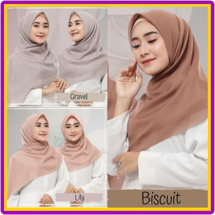Jual Hijab Voal Polos Ultrafine Venus Jilbab Segiempat Kab Bekasi Ahmad Xi Tokopedia