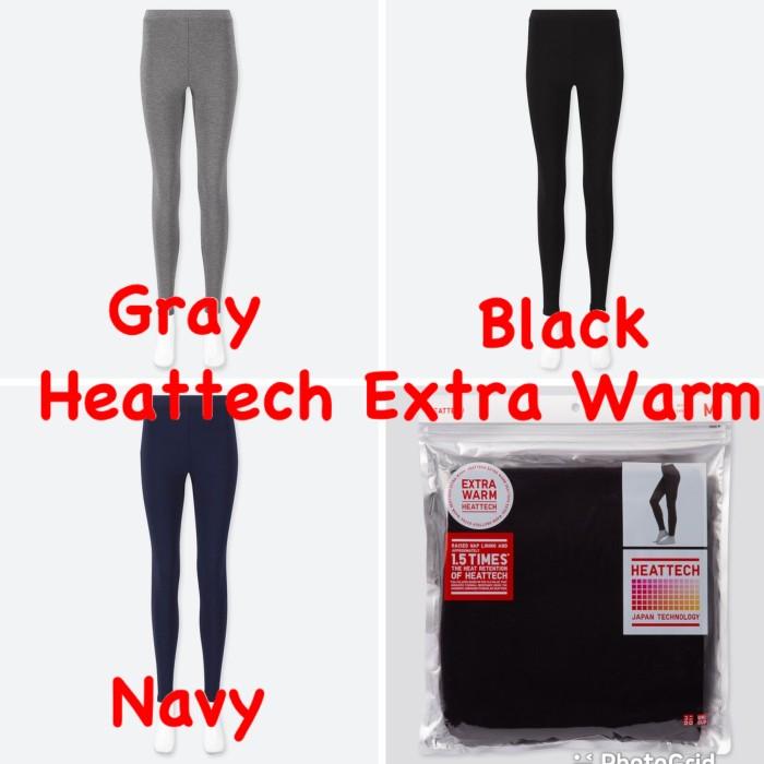 Jual Uniqlo Celana Legging Wanita Heat Tech Extra Warm Tights Heattech Kota Surabaya Jovelyn Tokopedia