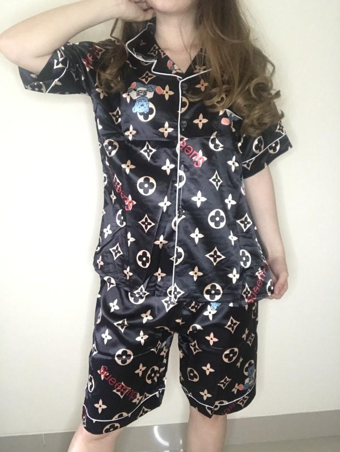Foto Produk PIYAMA SATIN IMPORT JUMBO dari Wear Pajamas