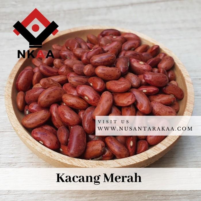 Foto Produk kacang merah super import 500grm dari www nusantarakaa com