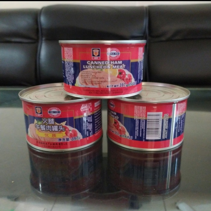 Foto Produk Maling Canned Pork Luncheon Meat / Babi Kaleng Maling (PREMIUM) dari A&M Accecories