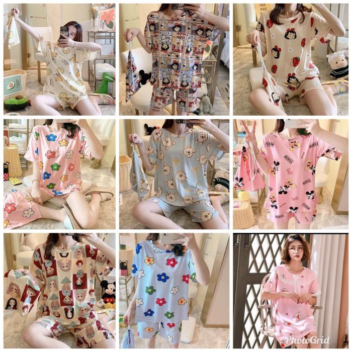 Foto Produk PIYAMA IMPORT TERMURAH dari Wear Pajamas