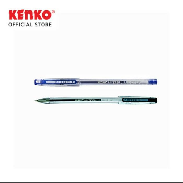 Jual Kenko Hi Tech 0 28 Pulpen Pen Gel Jakarta Utara Atk Bertuah Tokopedia