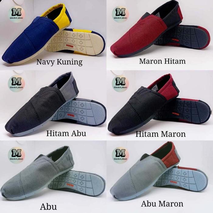 Foto Produk Slip on Wakai Pria dan Wanita - 36 dari Market_shoe