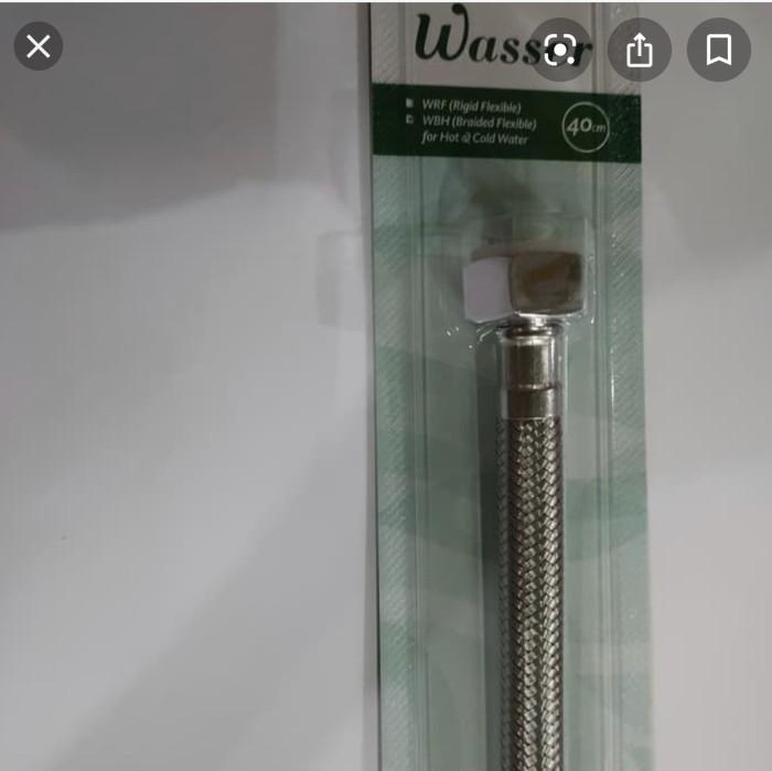 Foto Produk Fleksibel Wasse 40 cm / Selang dari serisaito