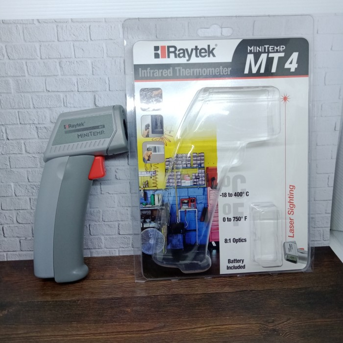 Foto Produk RAYTEK MT-4 Mini Infrared Thermometer dari Setia Jaya GM