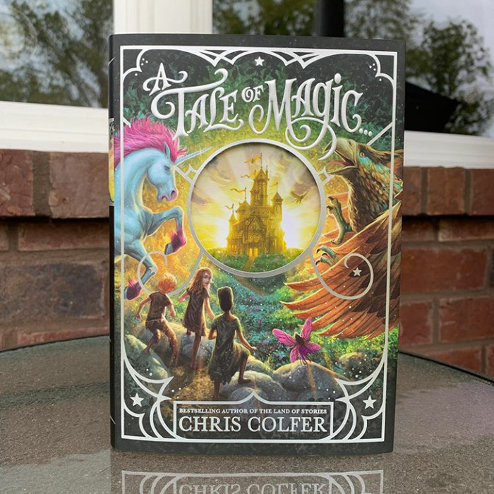 Foto Produk A Tale of Magic... Book by Chris Colfer dari idi-Ridi