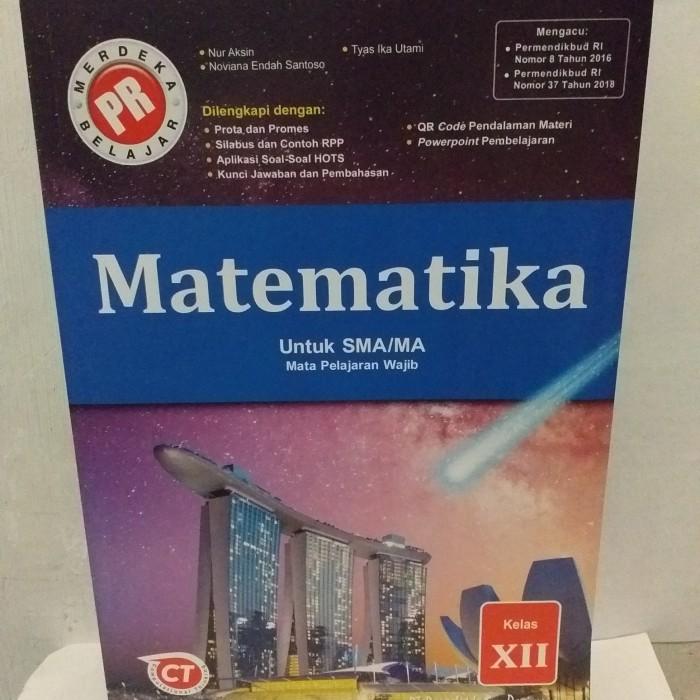 Jual Buku Pr Matematika Wajib Sma Ma Kelas Xii Intan Pariwara Jakarta Selatan Toko Buku Ramoedya Tokopedia