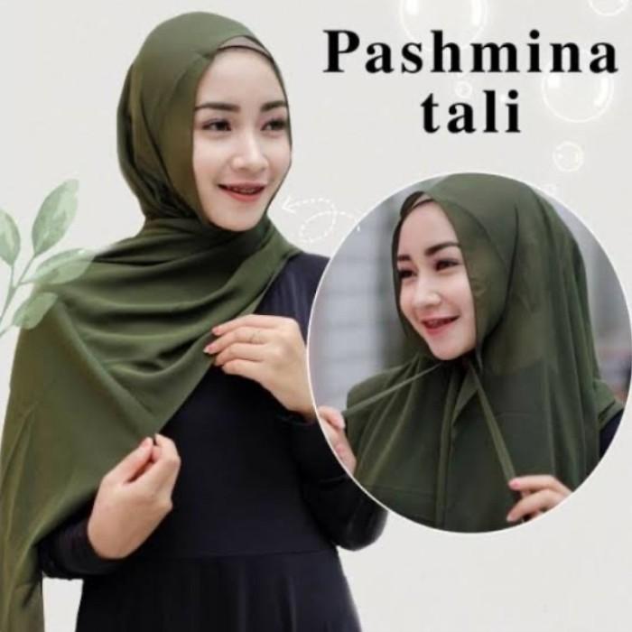 Jual Pashmina Tali Diamond Hijab Trend Kab Jepara Yasicha Olshop Tokopedia