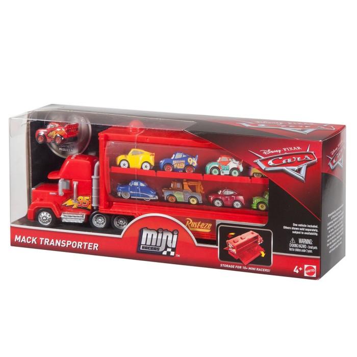 Jual Mainan Anak Anak Disney Pixar Cars Mini Racer Mack Transporter Flg70 Kota Medan Toys Oclock Tokopedia