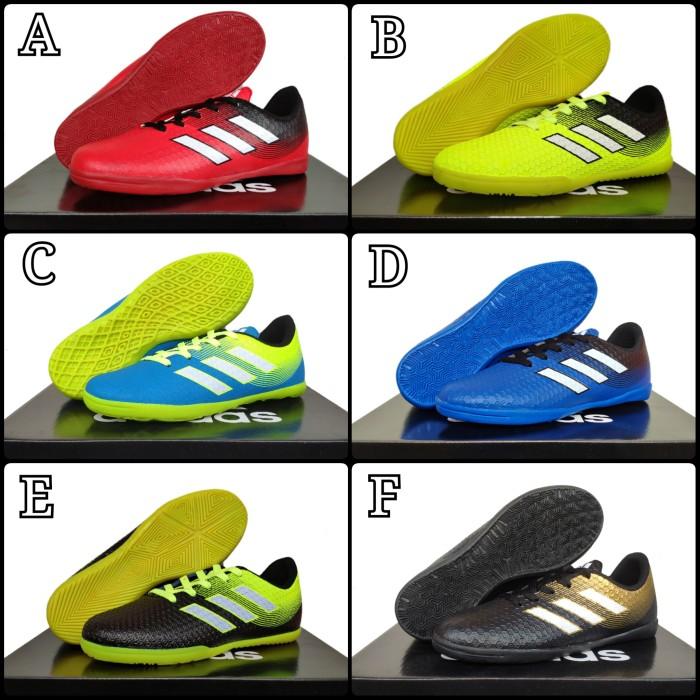 Foto Produk Sepatu Futsal Anak Adidas X Techfit Size: 33-37 dari Raffa-Sport