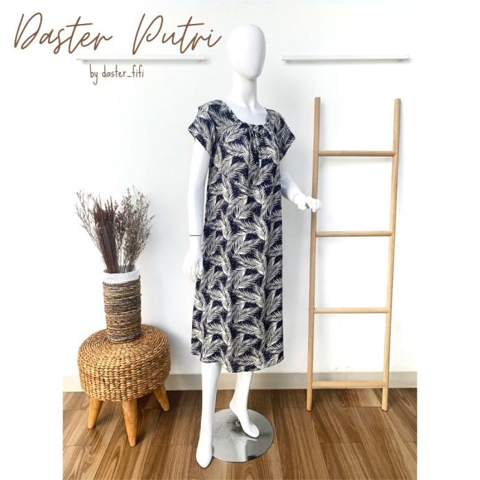 Foto Produk Daster Putri by Daster Fifi - Navy, all size dari Mabel's shop