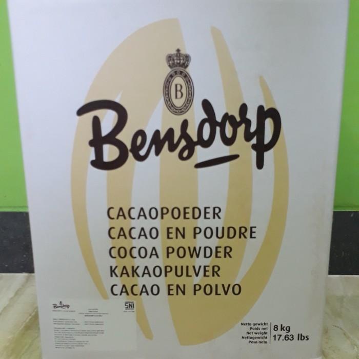 Foto Produk Bensdrop Cocoa Powder 1 kg Repack Fat 22-24 % dari Sumber Berkah Boga