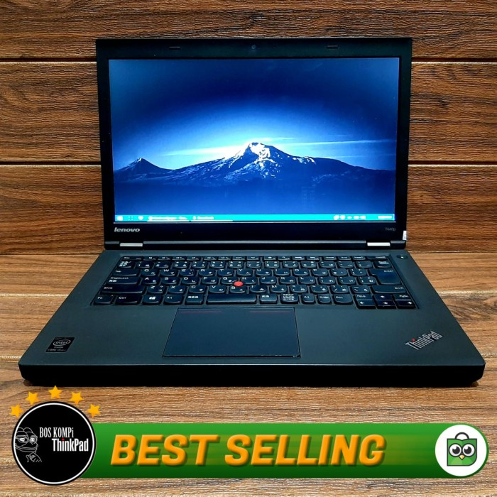 Jual Laptop Lenovo Thinkpad T440p Core I5 Ram 8gb Ssd Jakarta Pusat Bos Kompi Tokopedia