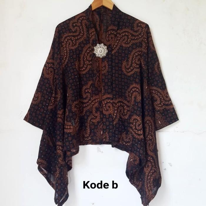 Foto Produk batwing blouse kartini batik solo dari Batik Sri