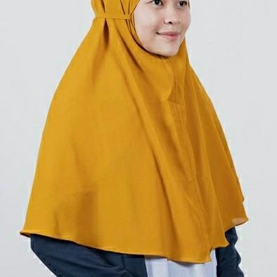 Jual Kerudung Bergo Maryam All Size Dan Banyak Pilihan Warna Mustard Kota Bandung Calculus Iso Tokopedia