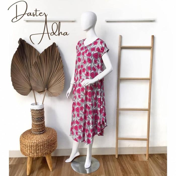 Foto Produk Daster Adha by Daster Fifi - Abu-abu dari Mabel's shop