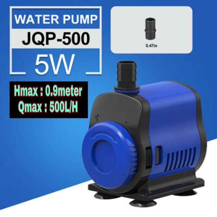 Foto Produk Sunsun pompa aquarium JQP-500 Pompa Air Celup 220V 5W 500LH dari GG outlet