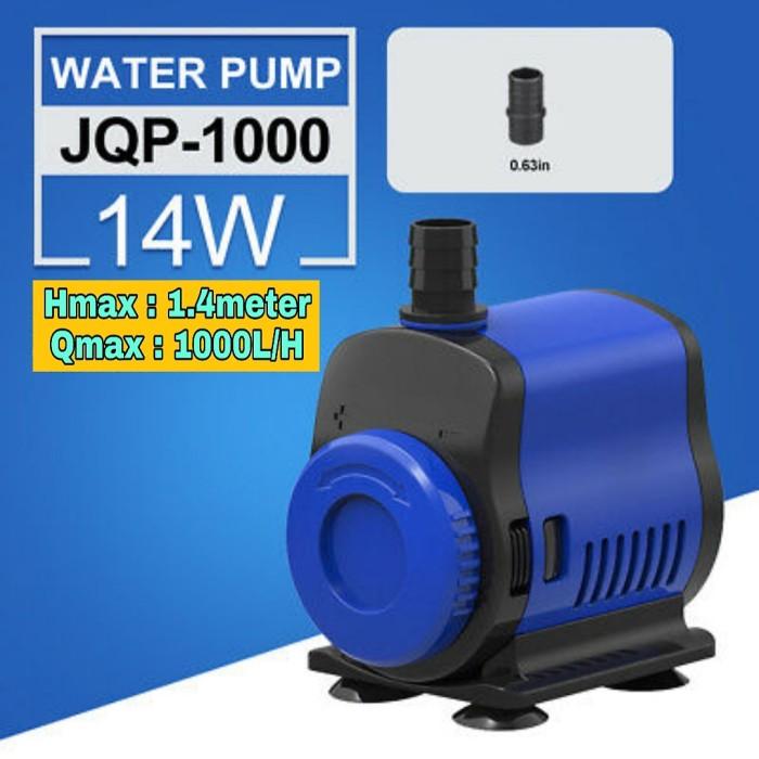 Foto Produk Sunsun pompa aquarium JQP-1000 Pompa Air Celup 220V 14W 1000LH dari GG outlet