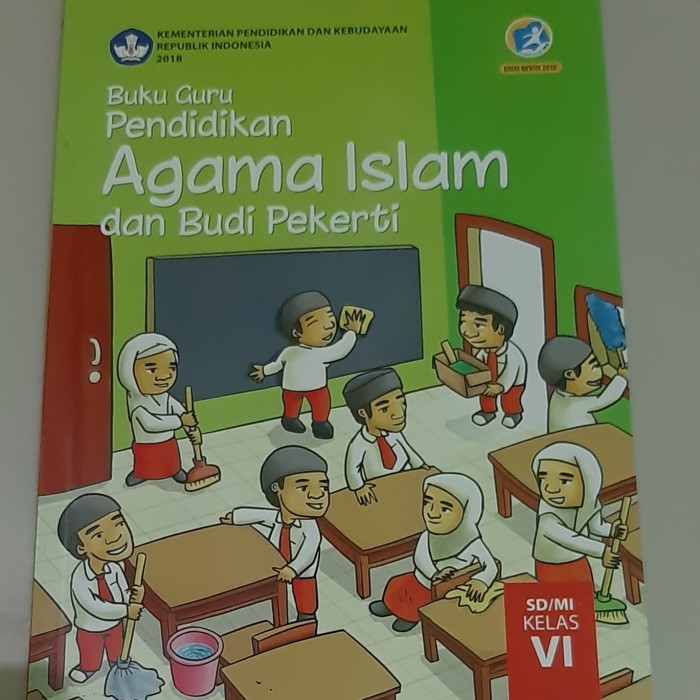 Jual Buku Kunci Jawaban Pendidikan Agama Islam K13 Kelas 6 Kota Surabaya Toko Buku Surabay Tokopedia