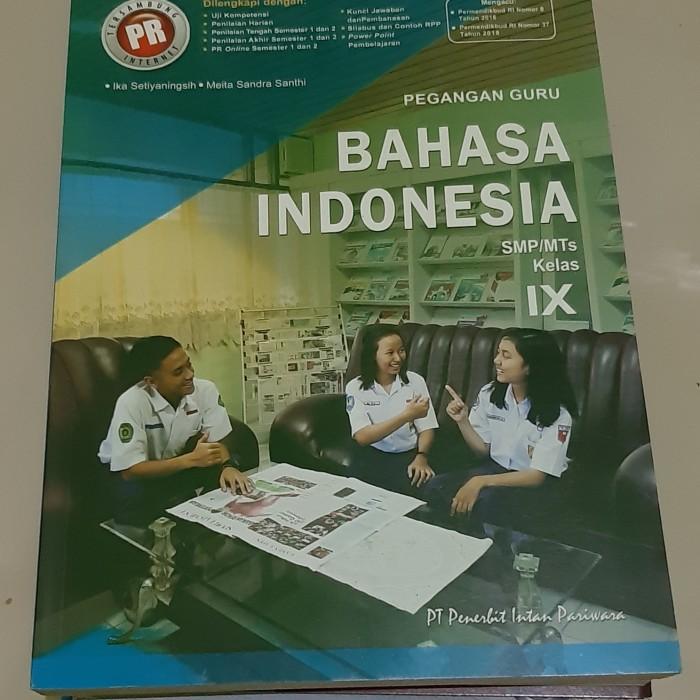 Jual Buku Kunci Jawaban Pr Bahasa Indonesia Kelas 9 Kota Surabaya Toko Buku Surabay Tokopedia
