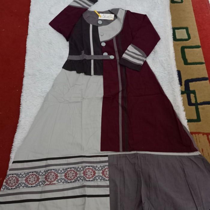 Jual Gamis Shabrina Terbaru Polos Simpel Mewah Kab Pasuruan Berkah Najah Tokopedia