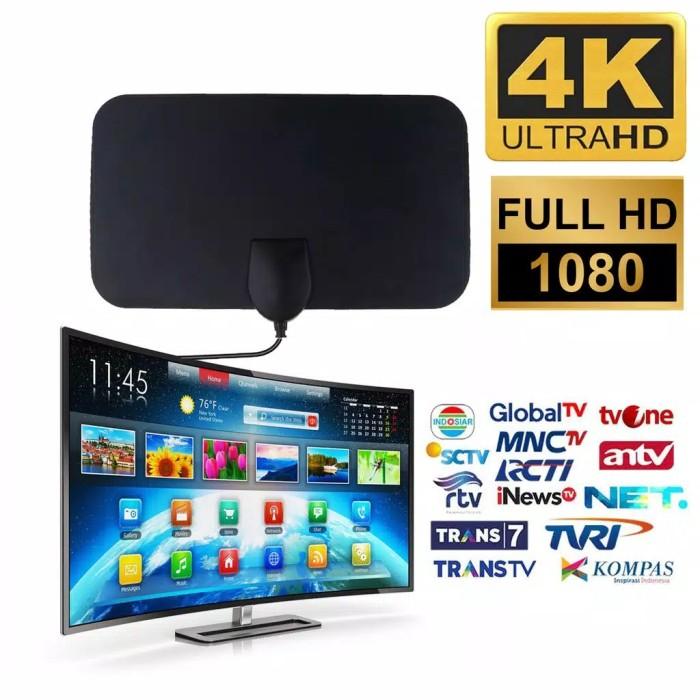 Jual Taffware Antena Tv Digital Dvb T2 4k High Gain 25db Jakarta Timur Tuasan Store Tokopedia