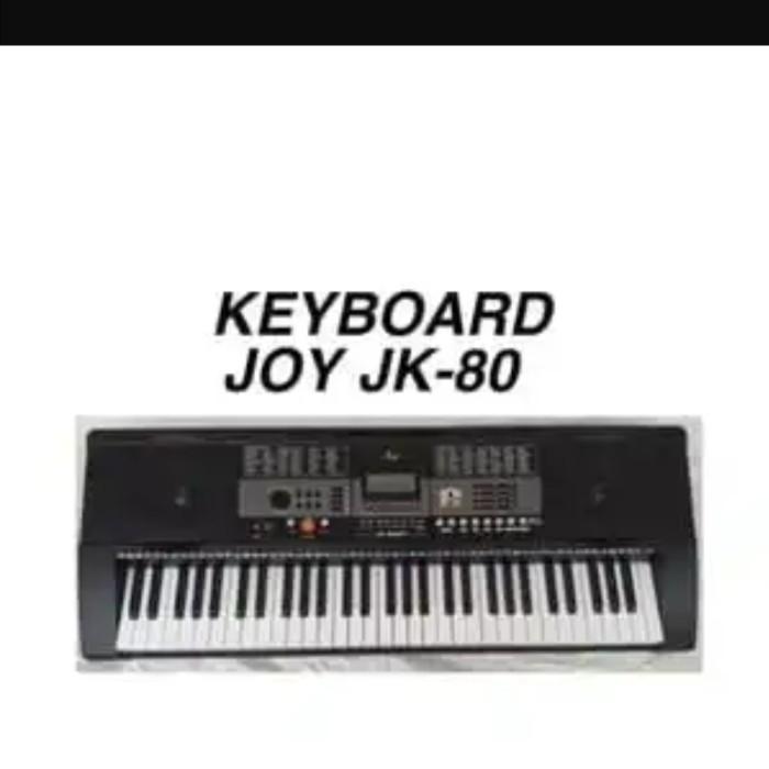 Jual Keyboard Joy Jk 80 Mt Original Jakarta Barat Hani Saputra Tokopedia